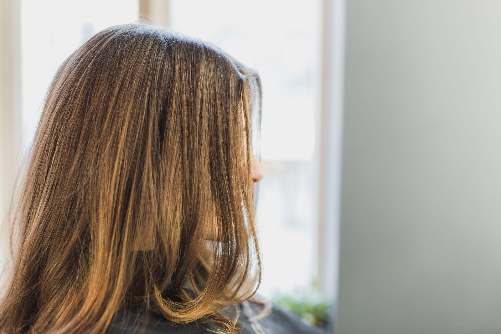 Выпадение волос из-а дефицита железа